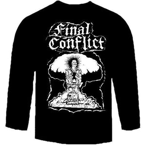 FINAL CONFLICT DETONATE long sleeve