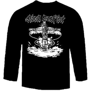 FINAL CONFLICT CRUCIFIX long sleeve