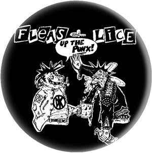 FLEAS AND LICE button