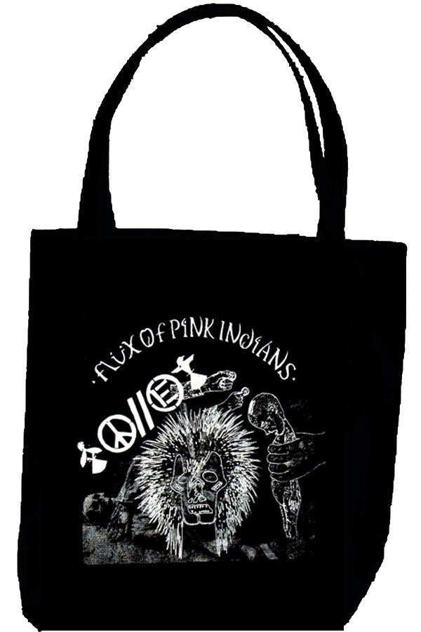 FLUX OF PINK INDIANS BRAVE tote