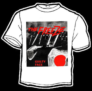 FREEZE GUILTY shirt
