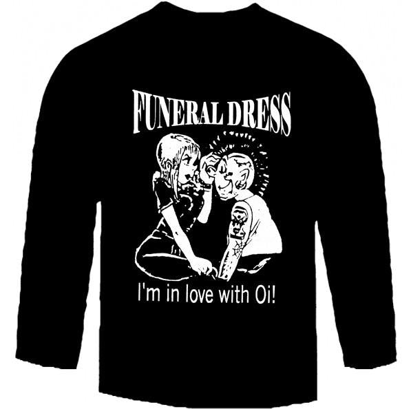 FUNERAL DRESS OI long sleeve