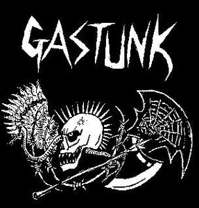GASTUNK back patch