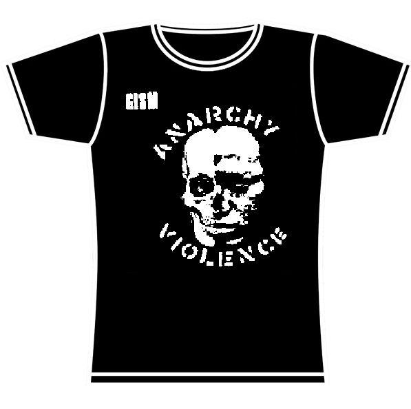 GISM ANARCHY GIRLS TSHIRT