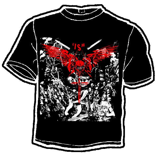 GISM WINGS shirt