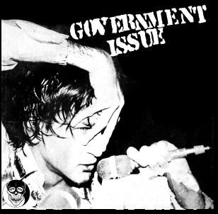 GOVERNMENT ISSUE PIC back patch