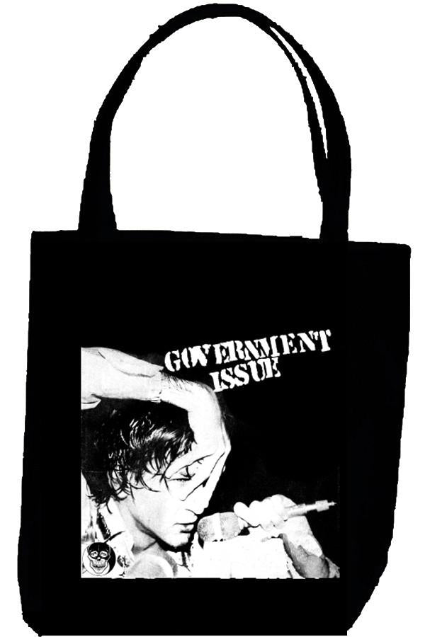 GOVERNMENT ISSUE PIC tote
