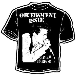 GOVERNMENT ISSUE SHEER shirt
