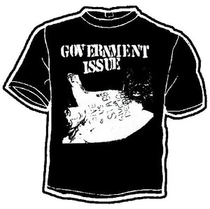GOVERNMENT ISSUE STAAB shirt