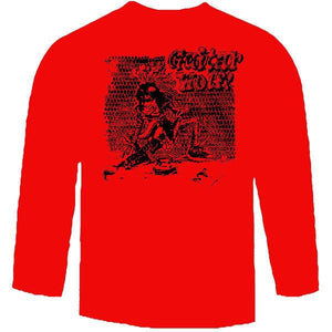 GUITAR WOLF long sleeve