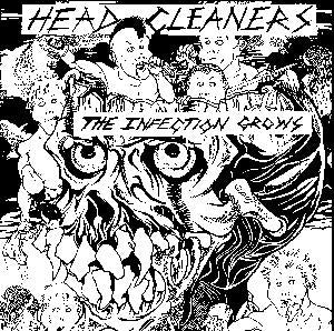 HEADCLEANERS patch