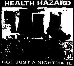 HEALTH HAZARD patch
