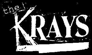 KRAYS LOGO sticker