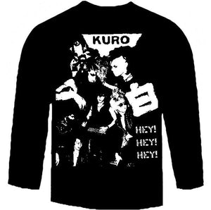 KURO HEY long sleeve