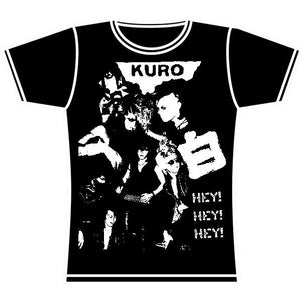 KURO HEY GIRLS TSHIRT