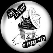 "LEGION OF PARASITES 1.5""button"