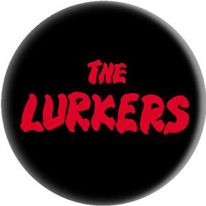 LURKERS LOGO button