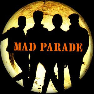 MAD PARADE button