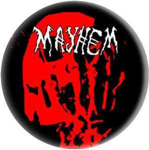 MAYHEM button