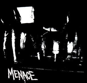 MENACE back patch