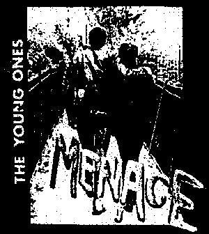 MENACE YOUNG patch