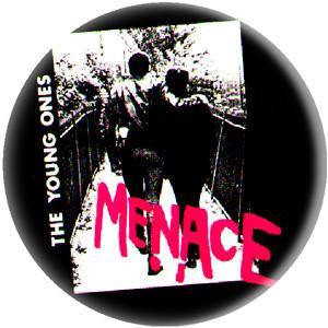 MENACE YOUNG button