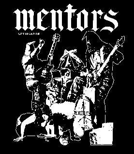 MENTORS DIE back patch