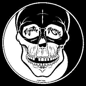 MYSTIC SKULL sticker