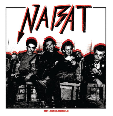 Nabat - 1981 Demo NEW LP (black vinyl)