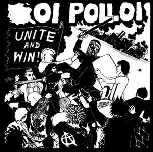 OI POLLOI UNITE back patch
