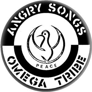 OMEGA TRIBE button