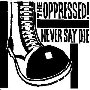 OPPRESSED patch