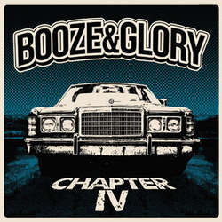 Booze & Glory - Chapter IV NEW CD