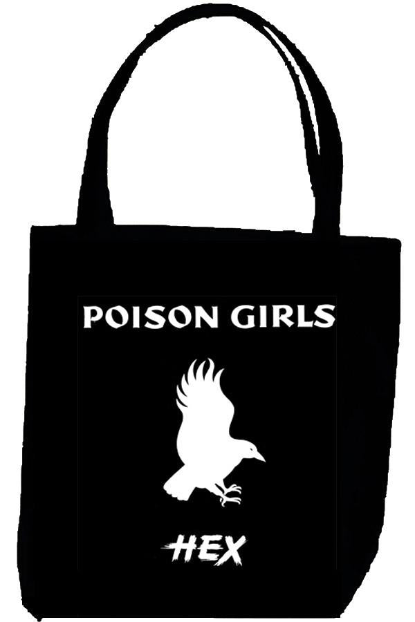 POISON GIRLS tote