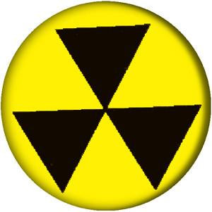 RADIATION button