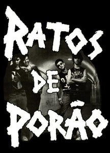 RATOS DE PORAO back patch