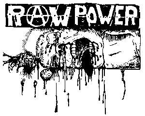 RAW POWER patch