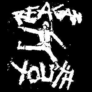REAGAN YOUTH SOLDIER sticker