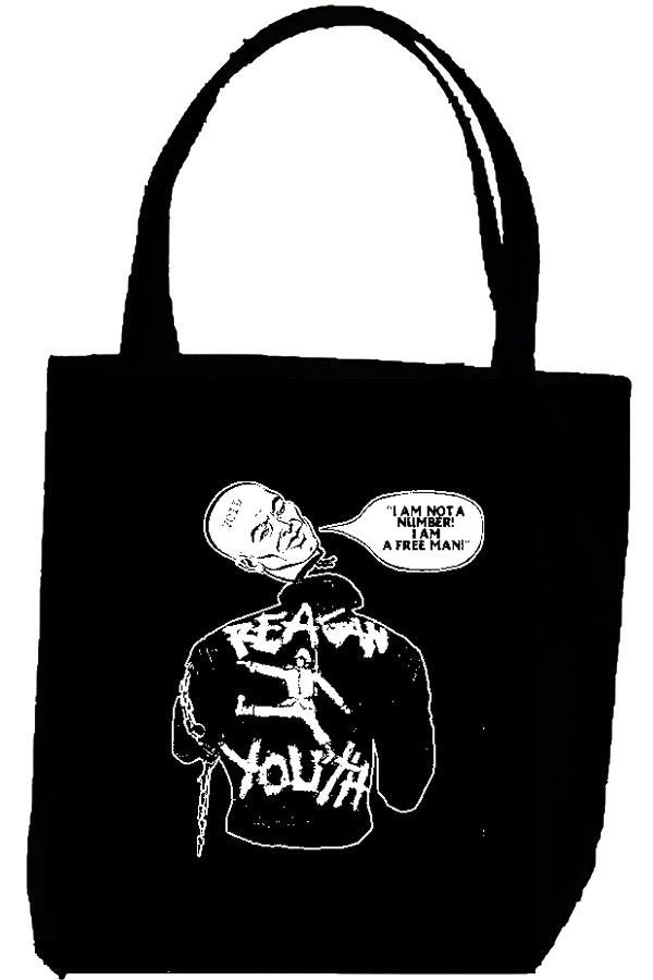 REAGAN YOUTH HEAD tote