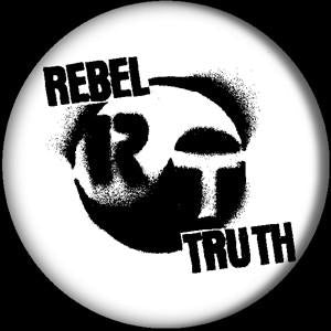 REBEL TRUTH button