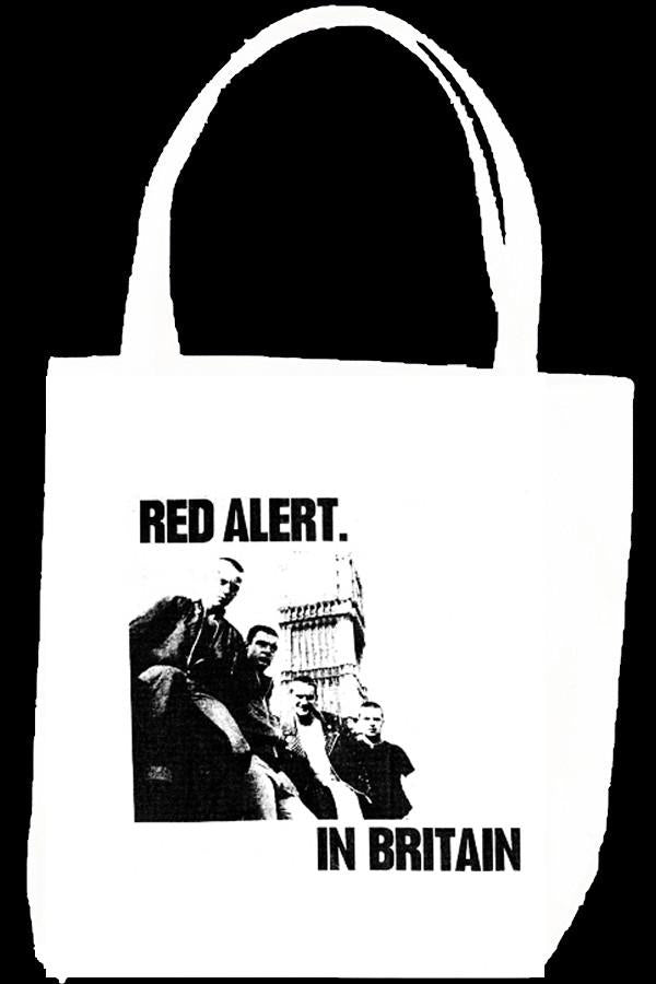 RED ALERT BRITAIN tote