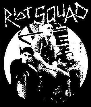 RIOT SQUAD back patch