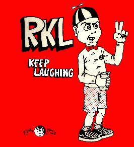 RKL KID back patch