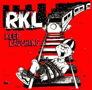 RKL TRAIN back patch
