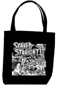 SCARED STRAIGHT tote