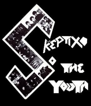 SKEPTIX YOUTH back patch