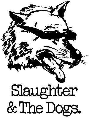 SLAUGHTER dog patch