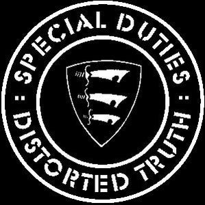 SPECIAL DUTIES patch