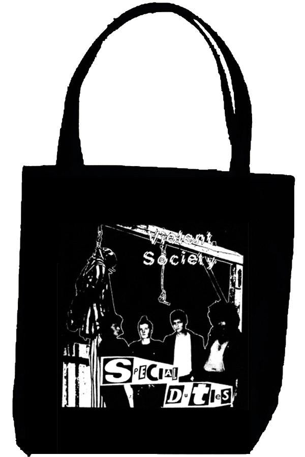 SPECIAL DUTIES VIOLENT tote