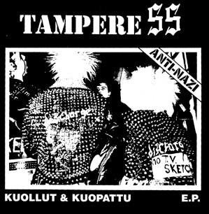 TAMPERE SS back patch